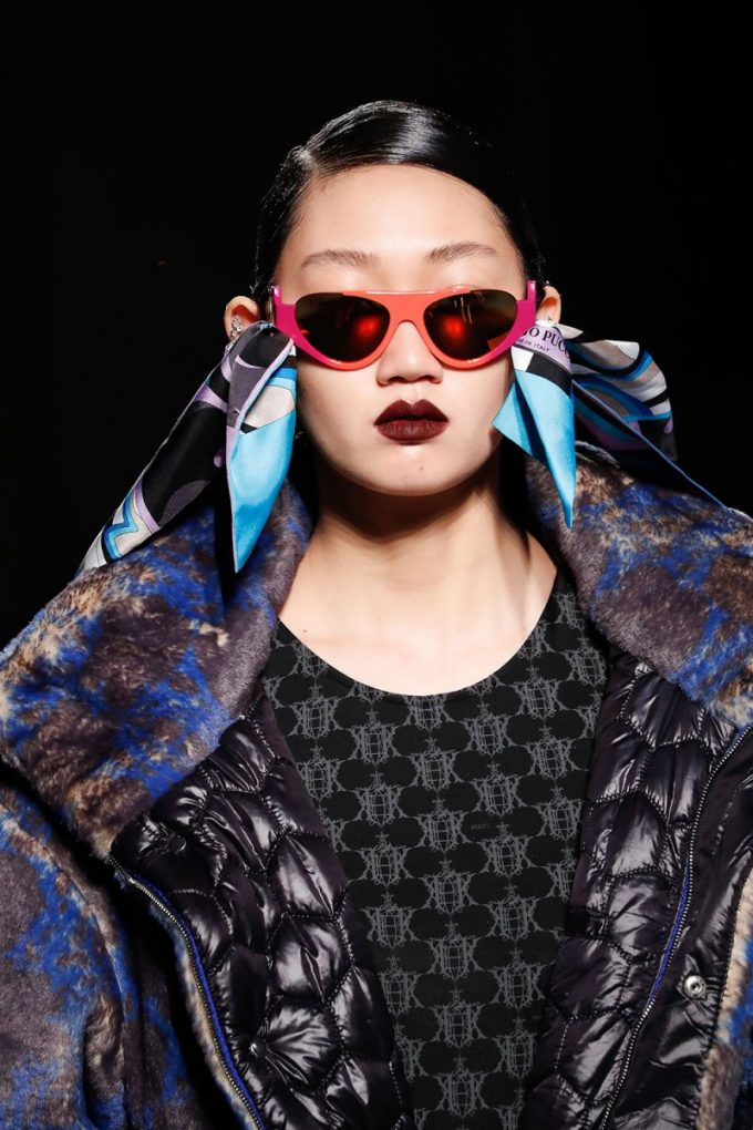 PUCCI x KOCHÉ bold and bright sunglasses collection launches