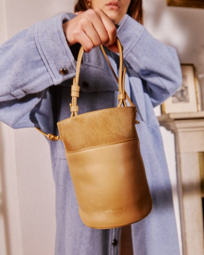 Coccinelle makes a difference with new Jude bucket bags