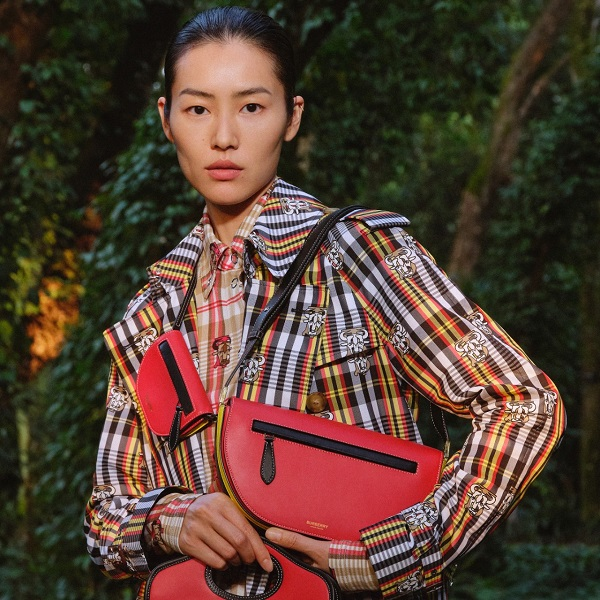 Burberry reveals Chinese New Year limited edition collection