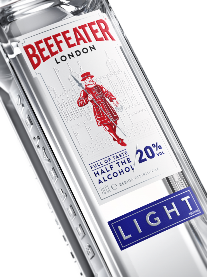 Ballantine's and Beefeater see the Light with new lower-alcohol editions