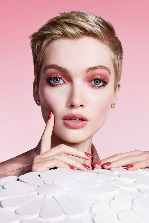 DIOR launches Pure Glow makeup for Spring 2021