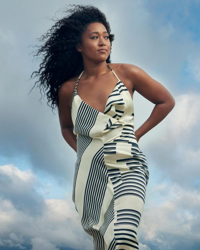 Naomi Osaka becomes the 'perfect incarnation of the Louis Vuitton woman'