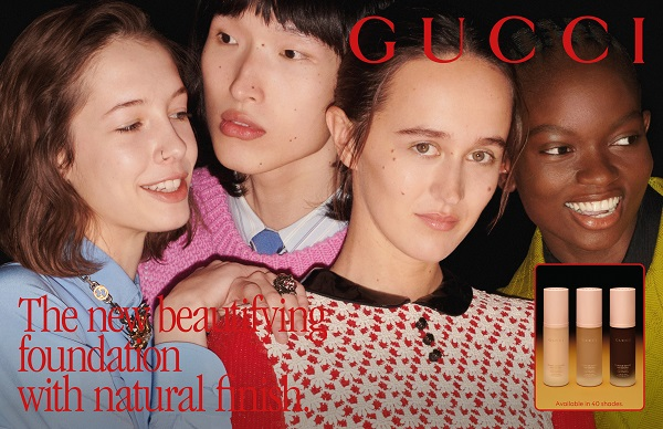 GUCCI Beauty seeks perfection with new beautifying foundation and serum launches