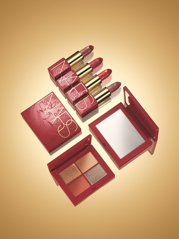 NARS blooms with colour in limited-edition Lunar New Year makeup collection