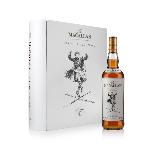 The Macallan reveals the latest addition to Folio Series: The Story of the Sword-Dancing Chairman