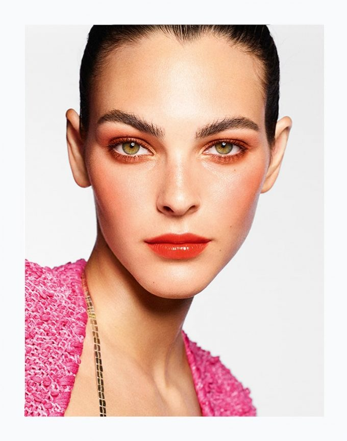 CHANEL launches 'Les Fleurs' SS21 makeup collection