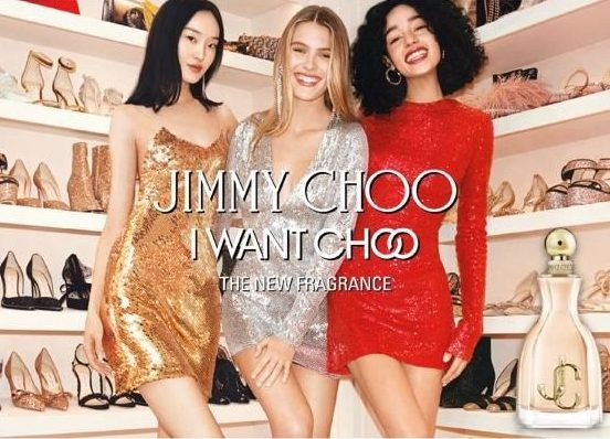 I want Choo! Jimmy Choo debuts new fragrance