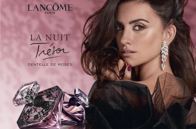 Lancôme reveals La Nuit Trésor Dentelle de Roses limited edition scent