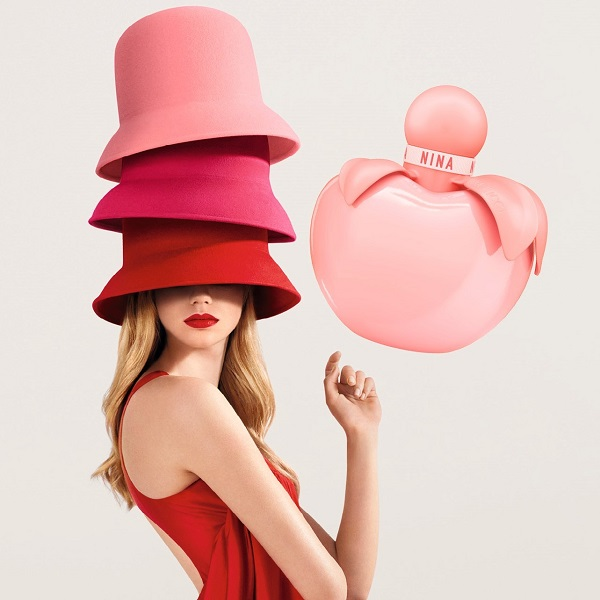 Nina Ricci in the pink with launch of Nina Rose fragrance