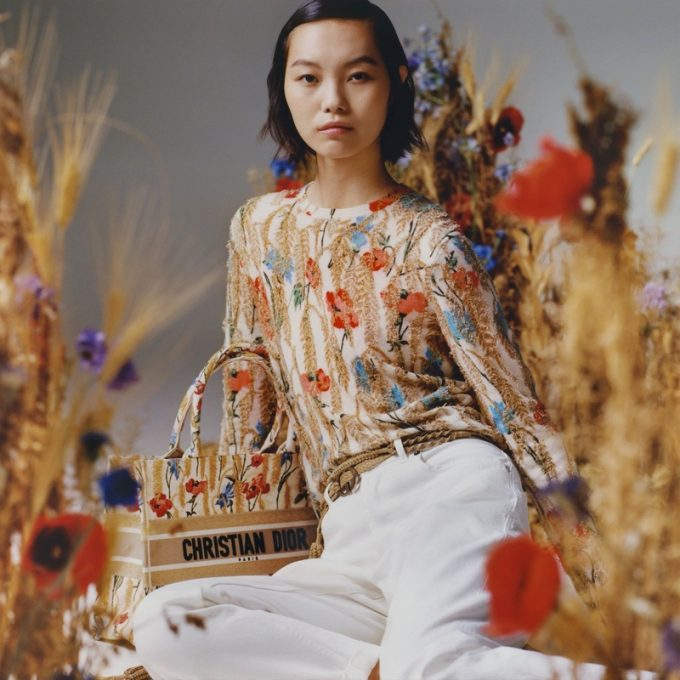 Dior celebrates with a chic Lunar New Year accessories collection