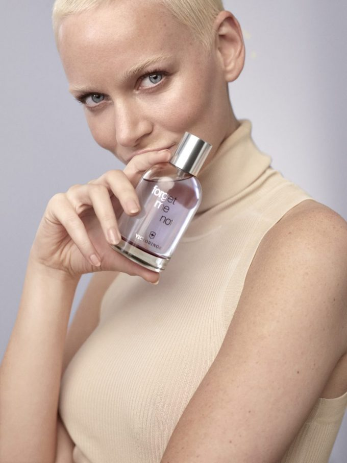 Victorinox launches new feminine fragrance, Forget Me Not