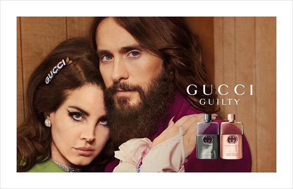 Gucci Beauty, Lana Del Rey and Jared Leto team up in new Gucci Guilty release
