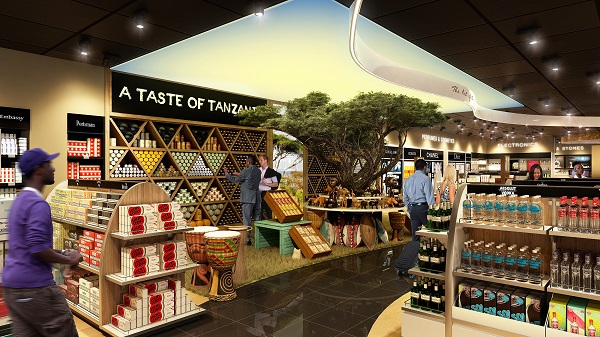 Lagardère grows its African footprint with new exclusive Duty Free stores in Tanzania