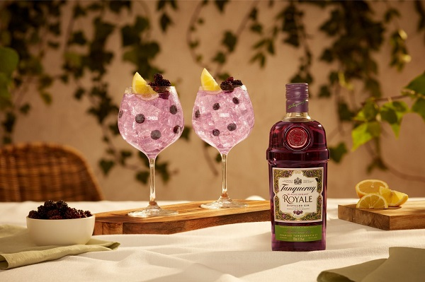 Tanqueray releases new Blackcurrant Royale gin
