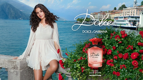 Dolce & Gabbana pick a new flower for the Dolce bouquet