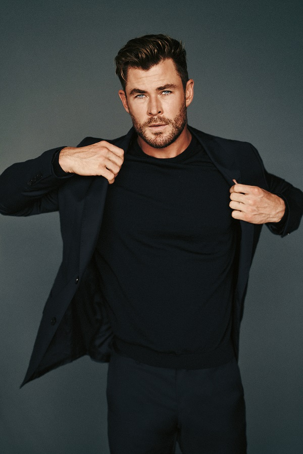 A new man for a new era: Chris Hemsworth is the global face of BOSS