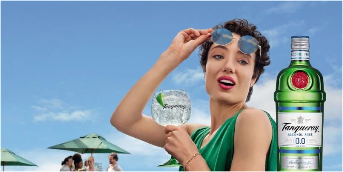 Tanqueray Gin launches 0.0%: All The Taste, Zero Alcohol