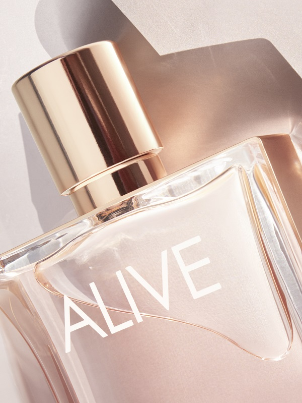BOSS ALIVE debuts fresh Eau de Toilette editions