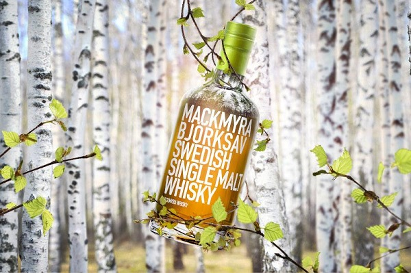 Swedish distillery Mackmyra launch new season malt whisky, Björksav