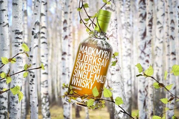 Swedish distillery Mackmyra launch new season malt whisky, Björksav