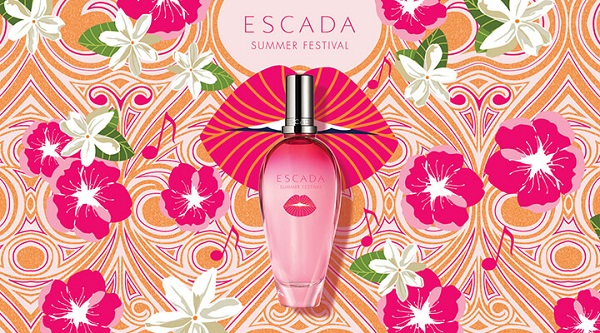 ESCADA debuts Summer Festival limited-edition scent