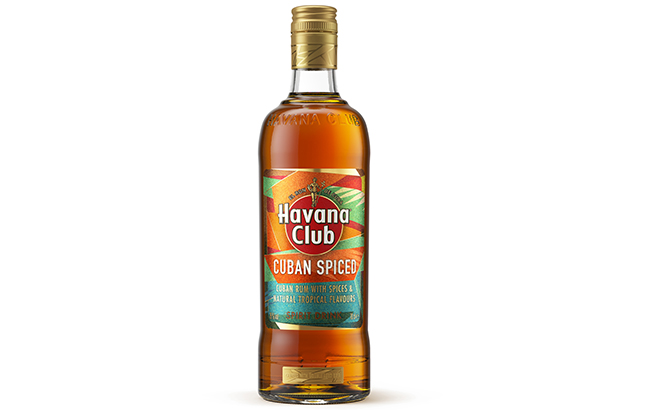 Havana Club rum gets Spicey for the first time