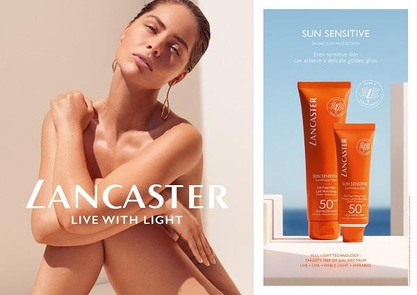 Lancaster reveals new Sun Sensitive suncare range