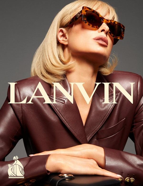 Lanvin (and Paris Hilton) show off new sunglass collection