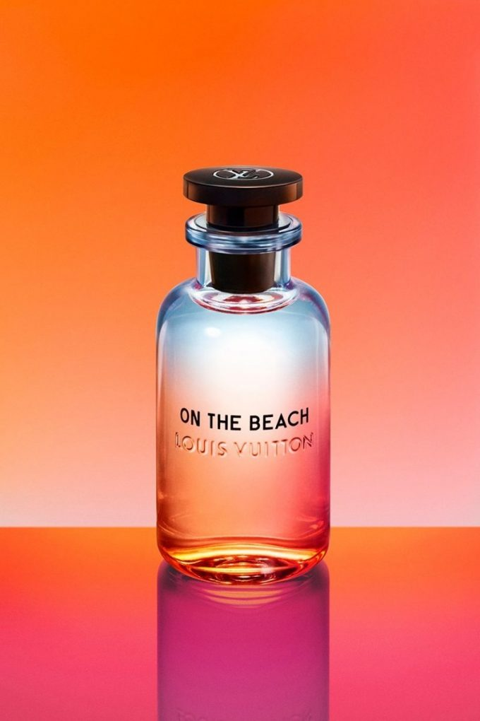 Louis Vuitton reveals 'On The Beach' summer fragrance