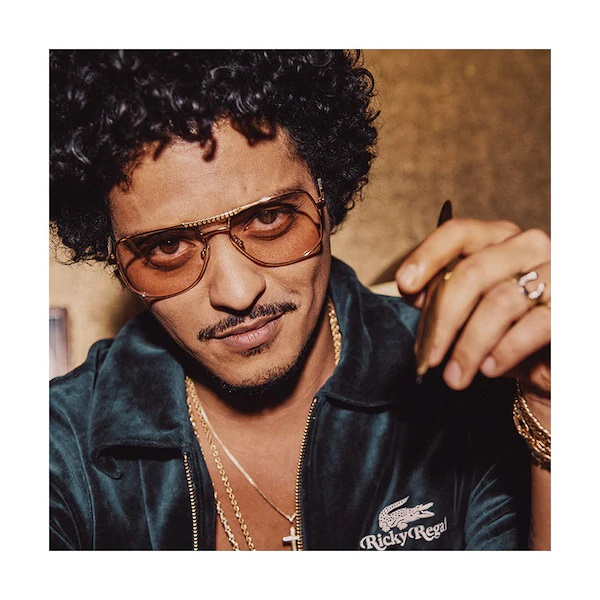 Lacoste teams up with Bruno Mars for Ricky Regal fashion line