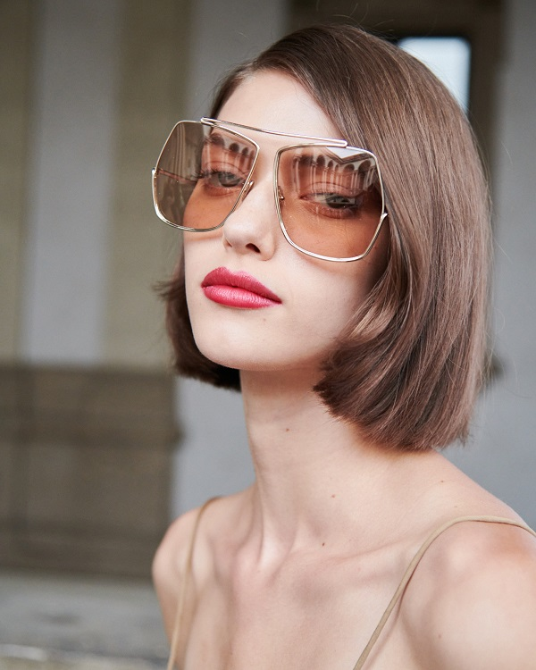 Max Mara premieres its first sunglasses collection