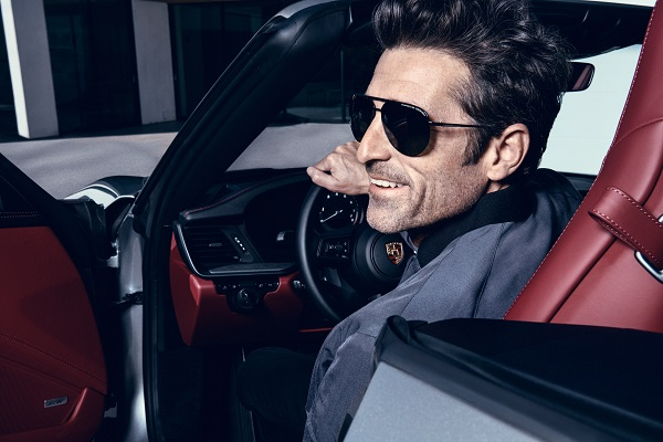 Porsche Design taps Hollywood star for racing launch in duty-free