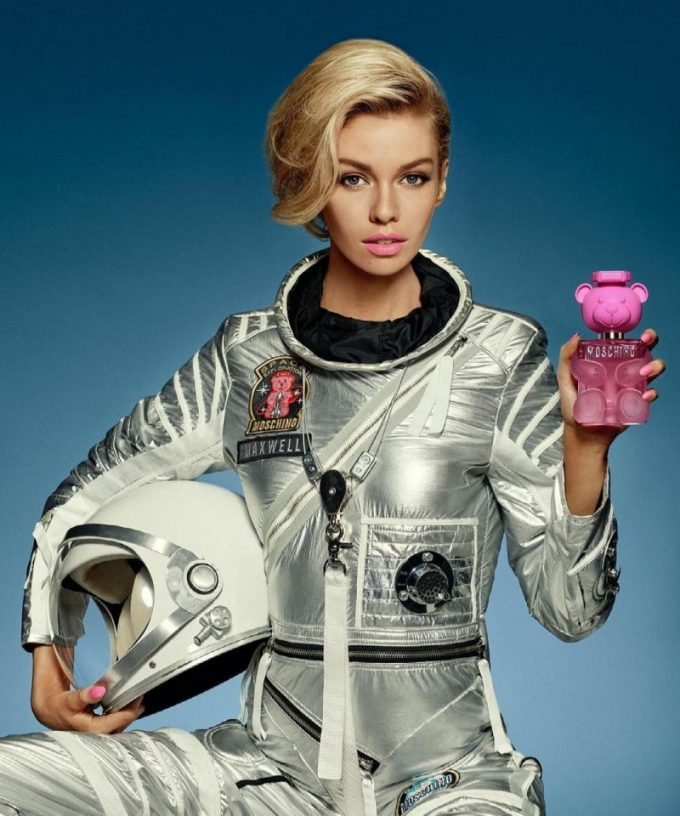 We have lift-off! Moschino goes Stella with Toy 2 Bubble Gum launch