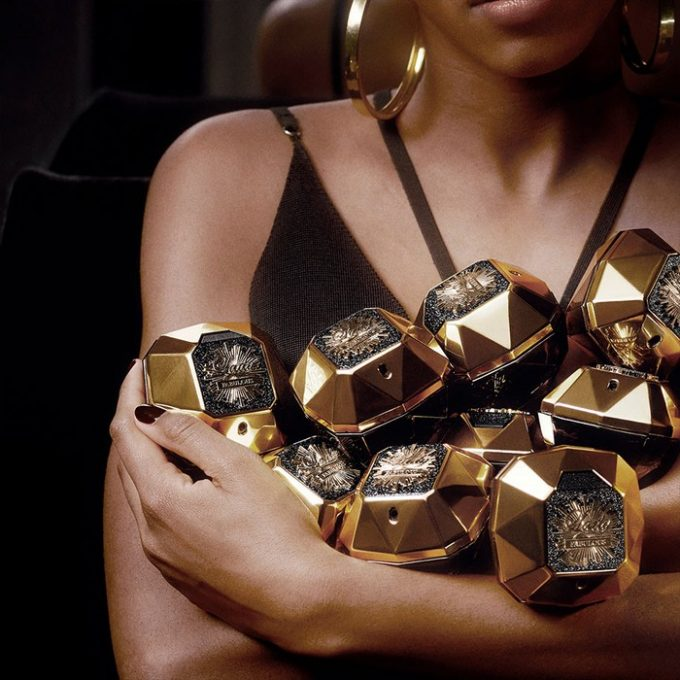 Time to shine! Paco Rabanne launches Lady Million Fabulous