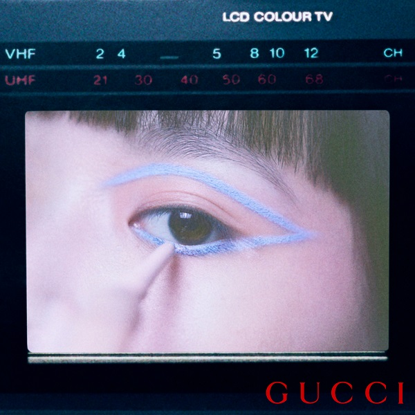 Express yourself in colour with Gucci Beauty's debut lip pencils and eye liners