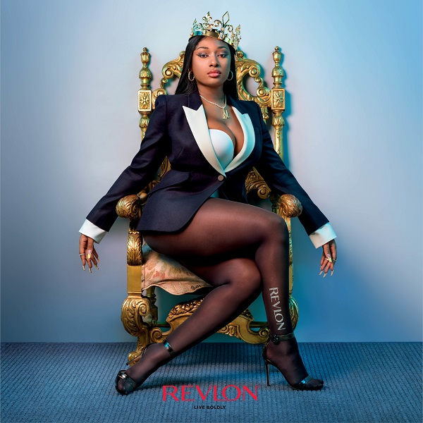 Revlon reigns with Megan Thee Stallion and Sofia Carson fragrance launches
