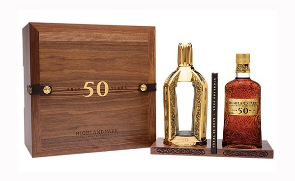 Highland Park releases 2020 batch of its 50 year old single malt