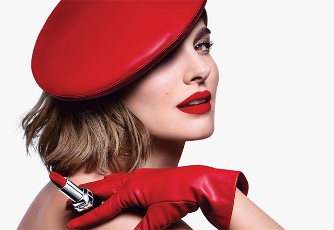Dress your lips in the new Rouge Dior