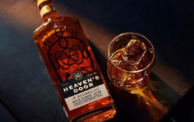 Bob Dylan's Heaven's Door collaborates with Redbreast Irish whiskey
