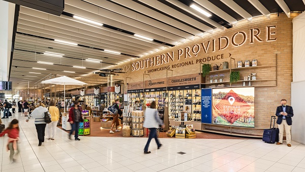 Southern Providore store opens at Adelaide Airport