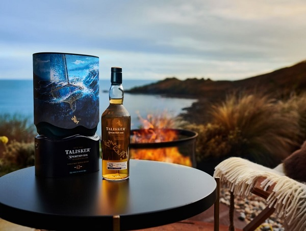 Talisker releases new 43 Years Old Xpedition Oak Single Malt