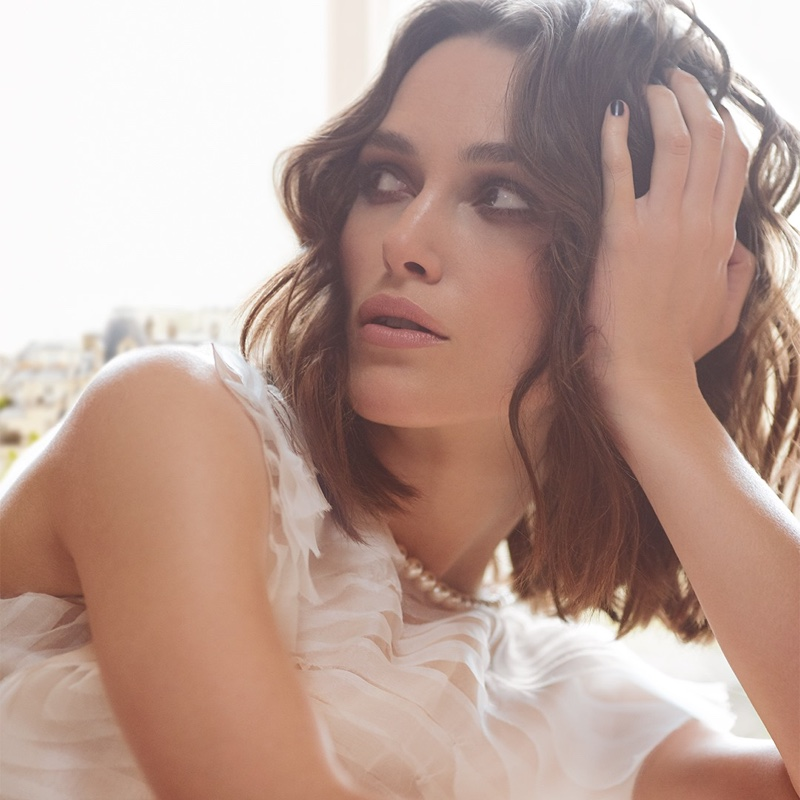 Keira Knightley fronts Chanel's Coco Mademoiselle summer scent