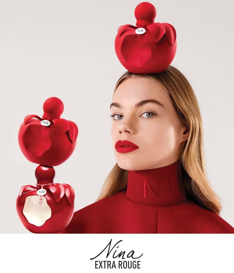 Take a bite! Nina Ricci launches Nina Extra Rouge intense fragrance