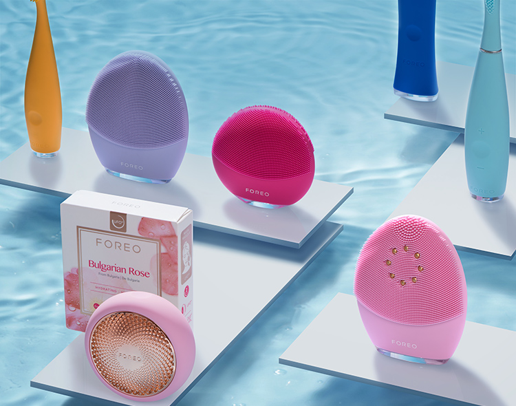 FOREO makes its debut at Kiev Airport's Duty Free Ukraine