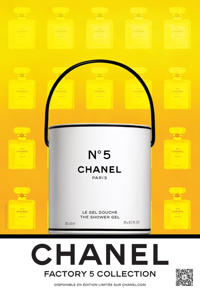 Chanel launches limited-edition 'Factory 5' Collection