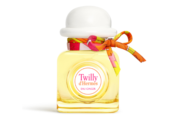 Hermès hots up for summer with new Twilly Eau Ginger fragrance