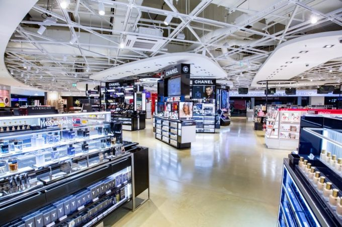 Where beauty becomes an experience: Frankfurt Airport opens huge duty-free beauty store