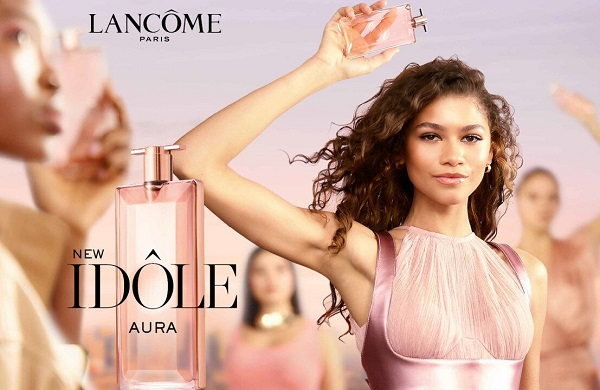 """Lancôme launches Idôle Aura """"for a brave, inspiring and radiant woman."""""""