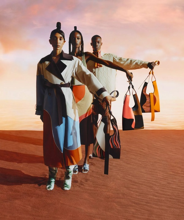 Mulberry wows with launch of its Ahluwalia collaboration