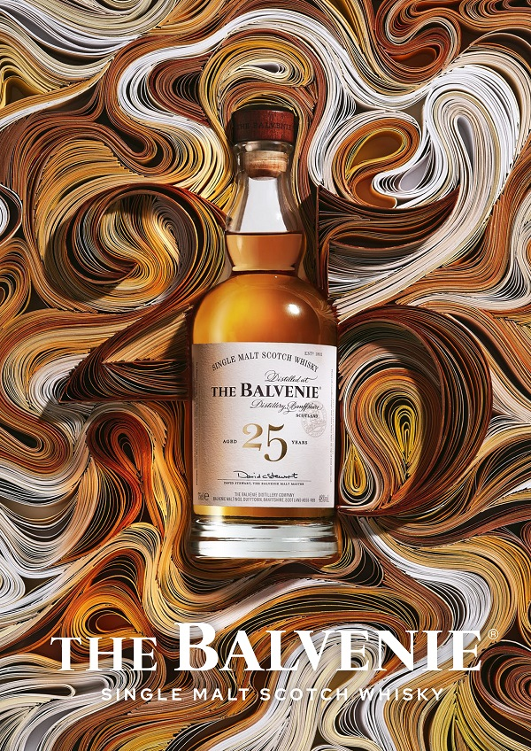 The Balvenie introduces Rare Marriages range, with the Twenty-Five hero product